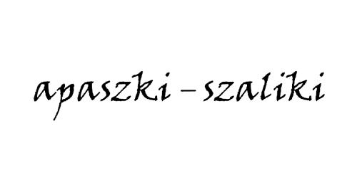 apaszki